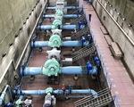 6 quận bị cúp nước, nước yếu vào thứ bảy, chủ nhật