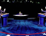 Hai ông Donald Trump và Joe Biden, ai thắng ở cuộc tranh luận cuối cùng?