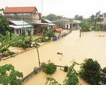 Mưa lũ đã làm Quảng Nam thiệt hại khoảng 1.480 tỉ đồng