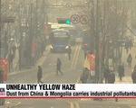 Triều Tiên dặn dân ở nhà, tránh bụi từ Trung Quốc vì