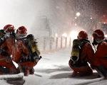 Hàng trăm người diễn tập xe bốc cháy gây tai nạn liên hoàn tại hầm Thủ Thiêm