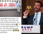 Con trai ông Trump sẽ ra tranh cử tổng thống 2024?