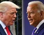 Ông Joe Biden thừa nhận khả năng bị ông Trump đánh bại