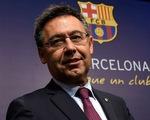 Chủ tịch Barca Josep Maria Bartomeu từ chức