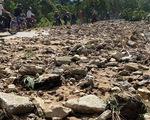 Cập nhật mới nhất ở Nam Trà My: Cả ngôi làng bị san phẳng, chúng tôi không thấy gì hết