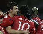 Rashford lập hat-trick, Man United hủy diệt Leipzig