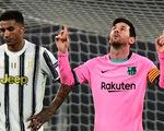 Messi ghi bàn, Barca hạ Juve trong ngày vắng Ronaldo