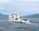 Tàu kiểm ngư đã đến vị trí 2 tàu cá Bình Định bị nạn trên biển