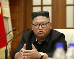 Ông Kim Jong Un gửi lời chúc bình phục tới vợ chồng ông Trump