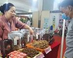 Dược liệu rõ nguồn gốc được ưa chuộng tại hội chợ nông sản