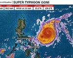 Philippines sơ tán hơn 200.000 dân tránh 'siêu bão