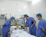 Ghép ruột non cho bệnh nhân chỉ còn 20cm ruột