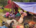 Vùng bị nạn Phước Sơn: dân đang cần tiếp tế lương thực, thực phẩm