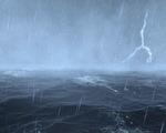 Mưa to, gió mạnh và sóng lớn trên biển từ Bắc tới Nam