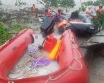 1 người chết do mưa lũ ở Huế, tàu SE4 phải quay đầu chạy về ga Đà Nẵng