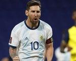 Messi ghi bàn, Argentina mở màn thuận lợi ở vòng loại World Cup 2022
