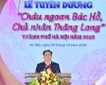 Bí thư Thành ủy Hà Nội: Kiên quyết đấu tranh, xử lý nghiêm hành vi xâm hại trẻ em