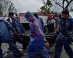 Bão Goni giảm sức mạnh khi đổ bộ vào Philippines, ít nhất 4 người chết