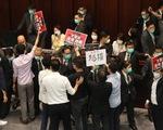 Hong Kong bắt 7 nghị sĩ và cựu nghị sĩ
