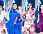 Thí sinh Hoa hậu Việt Nam lộng lẫy đêm thi Người đẹp thời trang