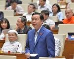 Chất vấn tại Quốc hội: Nóng nhưng loãng