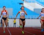 Lê Tú Chinh vượt thành tích SEA Games