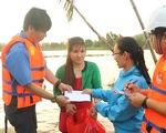 Báo Tuổi Trẻ cứu trợ khẩn cấp người dân vùng ngập lũ tỉnh Phú Yên