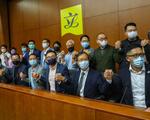 Trung Quốc thông qua quy định mới cho phép chính quyền Hong Kong bãi nhiệm nghị sĩ