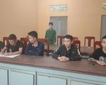 Một đêm bắt 8 người xuất, nhập cảnh trái phép tại biên giới Campuchia
