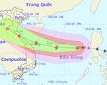 Tối 14-11, dự báo bão Vamco vào Quảng Bình - Quảng Nam