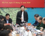 Các tỉnh miền Trung lên kế hoạch sơ tán 135.000 hộ dân tránh bão số 13
