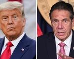 Ông Trump và thống đốc New York