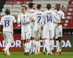 Ronaldo tịt ngòi, Bồ Đào Nha thua Pháp trên sân nhà