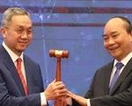 Bế mạc ASEAN 37, Việt Nam chuyển giao chức Chủ tịch ASEAN cho Brunei
