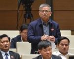 Thiếu tướng Nguyễn Thanh Hồng: 'Tôi phát biểu không phải là ăn cây nào rào cây ấy'