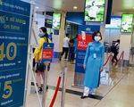 Cổ phiếu Vietnam Airlines tăng sau tin được
