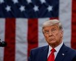 Ông Trump úp mở buổi họp báo về