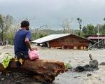 Thông tin bão số 10 sáng 2-11: Hướng vào đất liền khu vực Đà Nẵng - Phú Yên