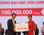 Đại học Văn Lang trao 10 tỷ đồng học bổng cho tân sinh viên trong lễ khai giảng năm 2020