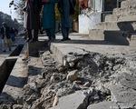 Khu vực đông dân, có các đại sứ quán nước ngoài ở Afghanistan trúng 23 tên lửa