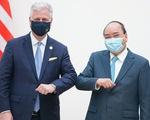 Thủ tướng Nguyễn Xuân Phúc tiếp Cố vấn an ninh quốc gia Mỹ O