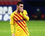"""Messi """"tắt tiếng"""" khiến Barca bại trận và rớt xuống vị trí thứ 10"""