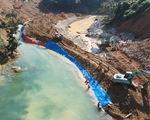 Phát hiện một thi thể ở khu vực lòng sông thủy điện Rào Trăng 3