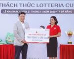 Lotteria Việt Nam quyên góp ủng hộ đồng bào miền Trung