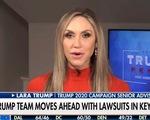 Con dâu ông Trump nói lý do tiếp tục thách thức kết quả bầu cử