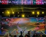 Khai mạc Lễ hội thổ cẩm Việt Nam lần thứ 2