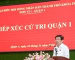 Ngày 27-11, Thanh tra Chính phủ sẽ đối thoại với người dân Thủ Thiêm