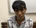 Cảnh sát truy đuổi gần 1km, tóm gọn kẻ cướp giật có hai tiền án