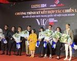 Lần đầu quảng bá văn hóa, du dịch Việt Nam qua