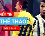 Điểm tin thể thao tối 25-11: FIFA tiết lộ ứng viên